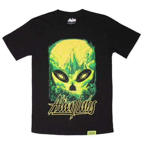 Final Frontier T-Shirt by Alien Labs – Black