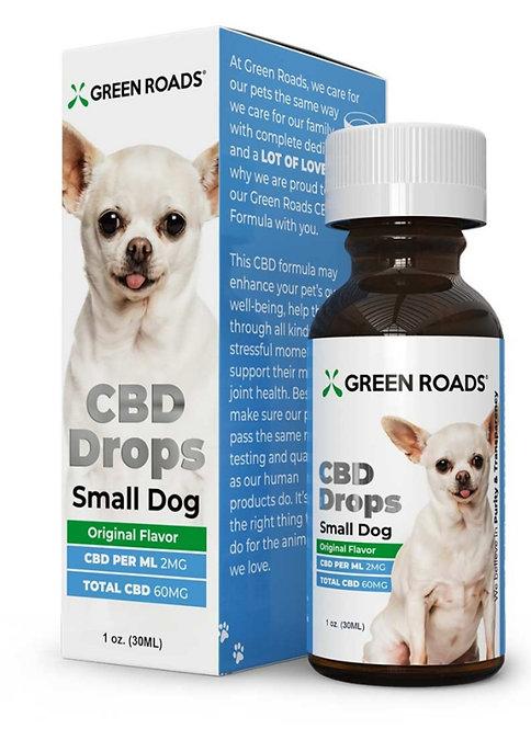 Pets - Small Dog CBD Drops