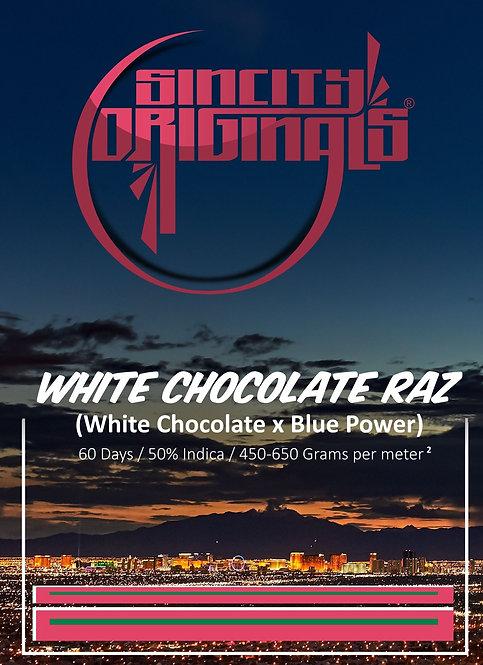 White Chocolate Raz