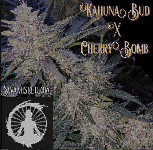 Kahuna Bud x Cherry Bomb