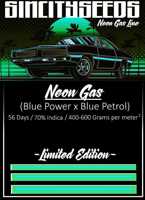Neon Gas