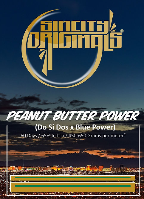 Peanut Butter Power