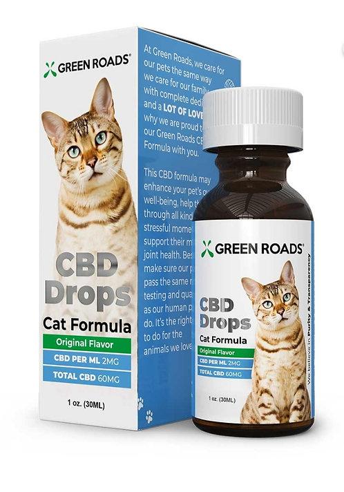 Pets - Cat Formula CBD Drops