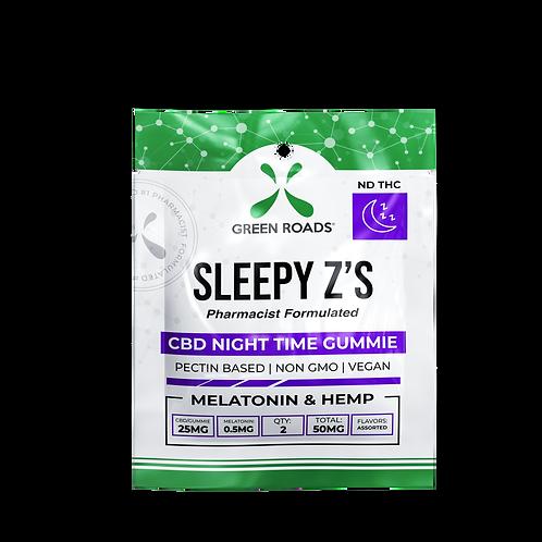 Gummies - 50mg Sleepy Z's