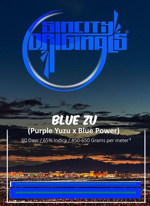 Blue  Zu
