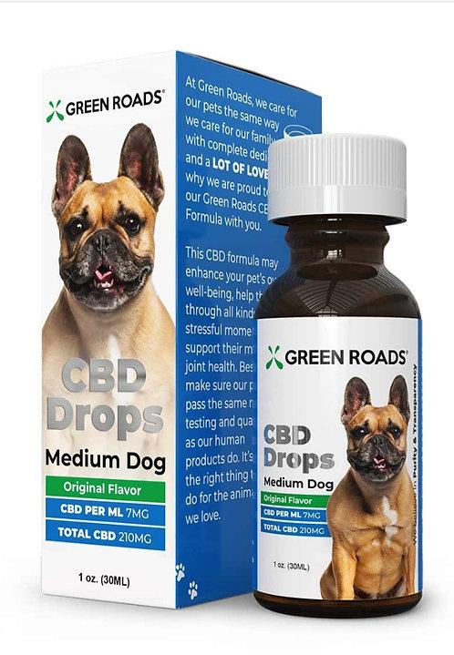 Pets - Medium Dog CBD Drops