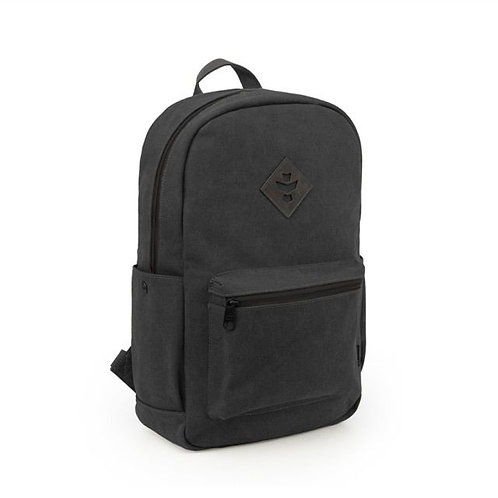 The Escort (Canvas Collection) Backpack Odour Proof Bag by Revelry