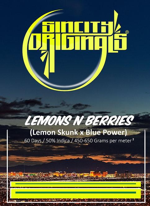 Lemons N Berries