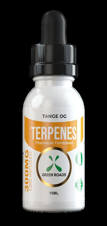 CBD Oil + Terpene Blend 300mg - Tange OG