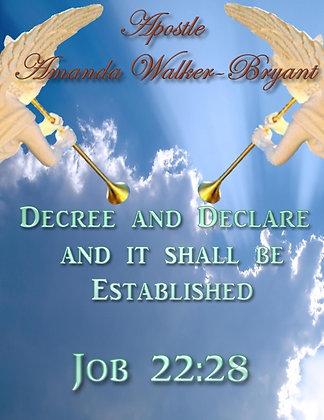 Decree and Declare