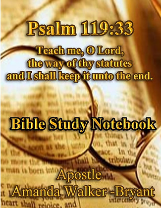 Psalm 119:33