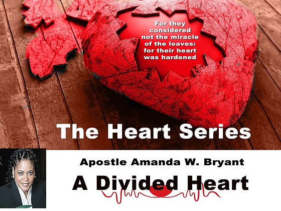 The Heart Series- A divided Heart