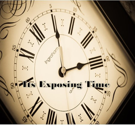 It's Exposing Time