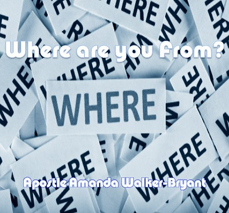 Where are you From ?