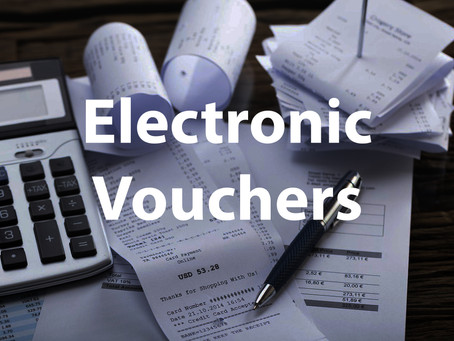 Issuing Electronic Vouchers