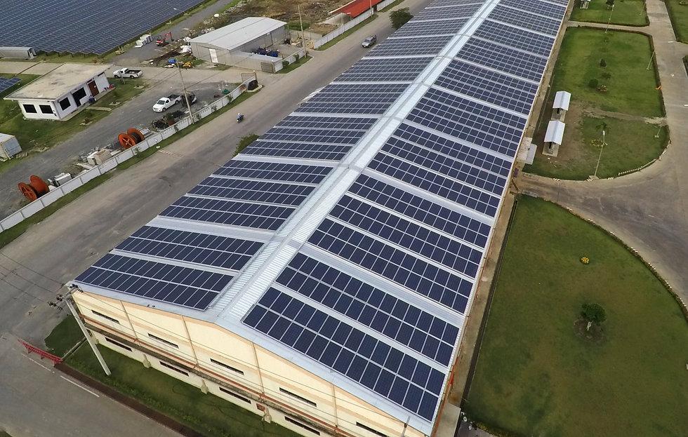 Photovoltaïques grandes toitures