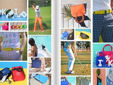 WELOVEGOLF s'associe à SKIMP, une marque fun, ingénieuse et décalée.