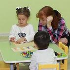 """Заботливый персонал в детском саду """"Барбарискин"""""""