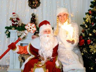 23 ДЕКАБРЯ В 12.00 Новогодняя лаборатория Деда Мороза