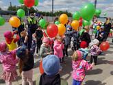 Как мы провели тематический праздник в День защиты детей.