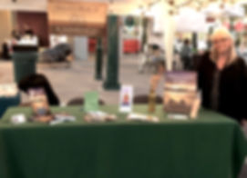 Signing Mesa Book Festival 120818.jpg