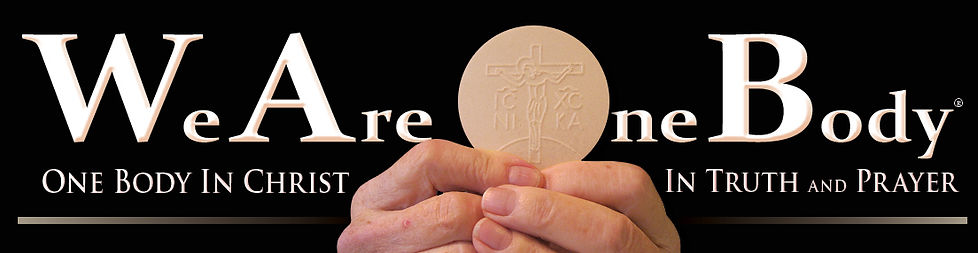 We Are One Body Catholic Radio Network