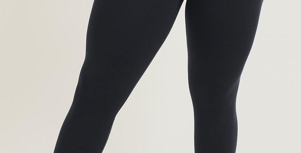 ARISE Black Leggings W/Pockets