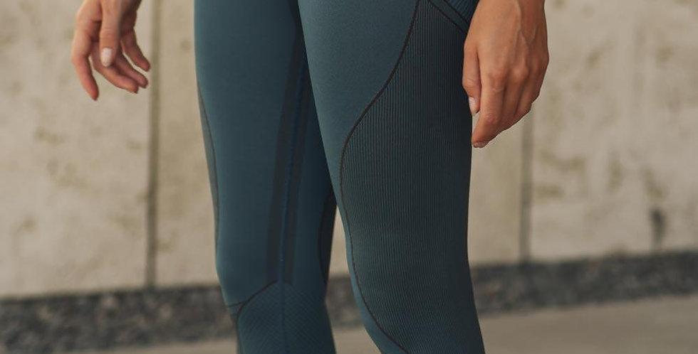 Ace Highwaist Patterned Seamless Leggings