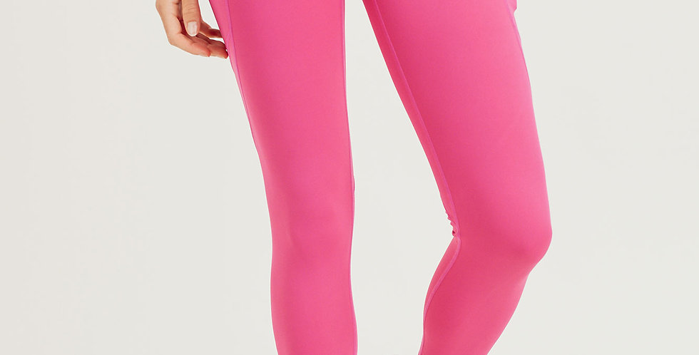 The Thrive Hot Pink Leggings