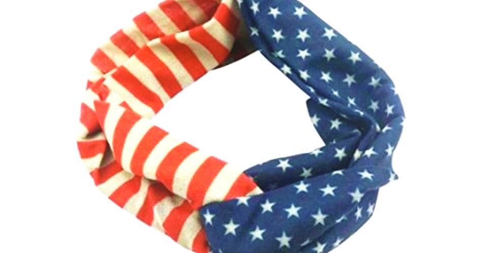 Weathered American Flag