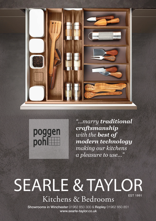 SEARLE & TAYLOR | Print Advertising