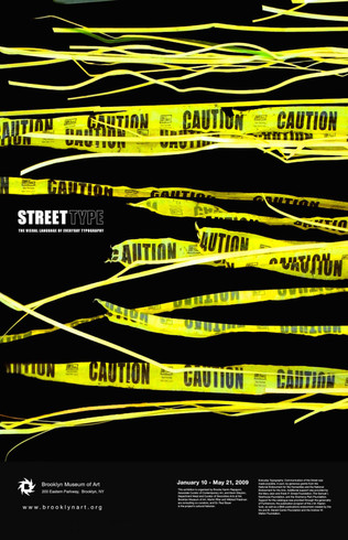 STREET TYPE | Poster Design