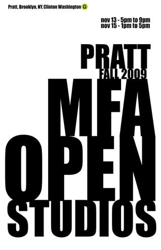 PRATT INSTITUTE | Poster Design
