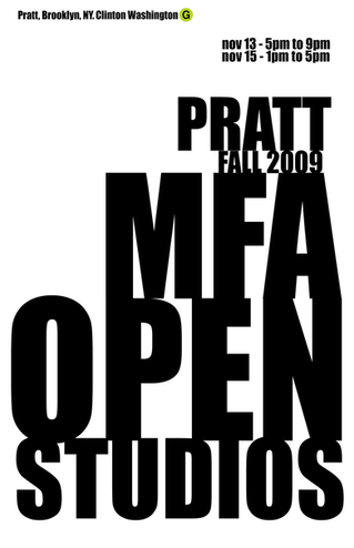 PRATT INSTITUTE | Poster Design