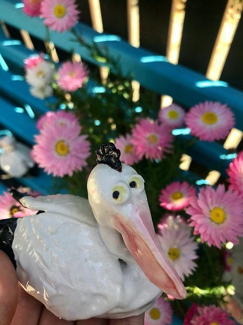 6cm- Percy the Pelican