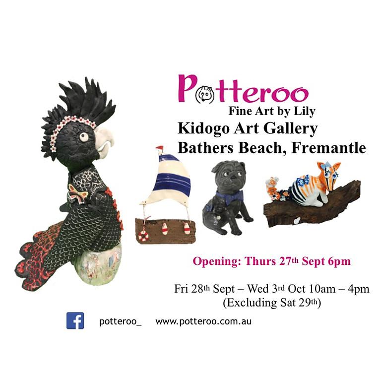 Potteroo Exhibition
