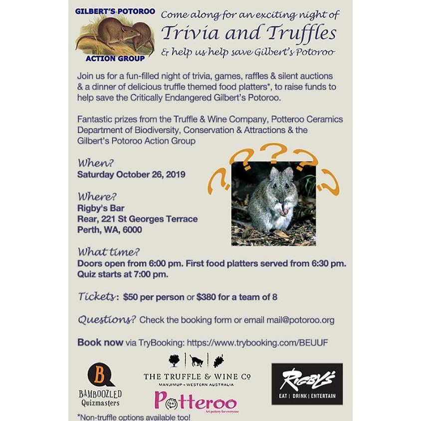 Trivia and Truffles