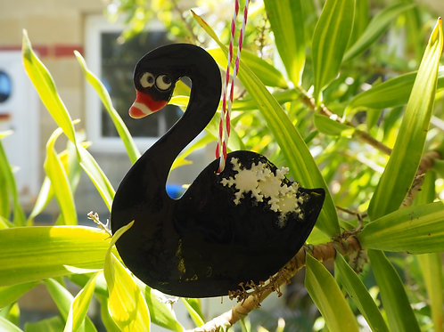 Selina the Swan