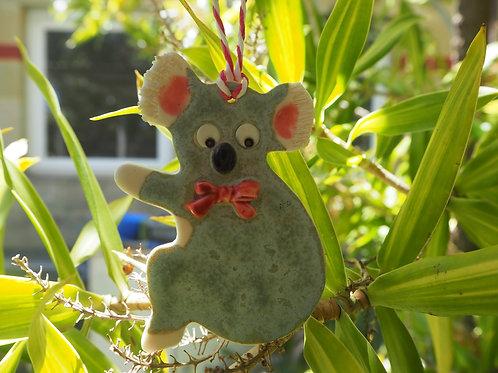 Kobe the Christmas Koala