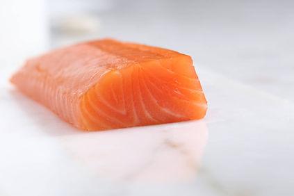 Baron de saumon fumé