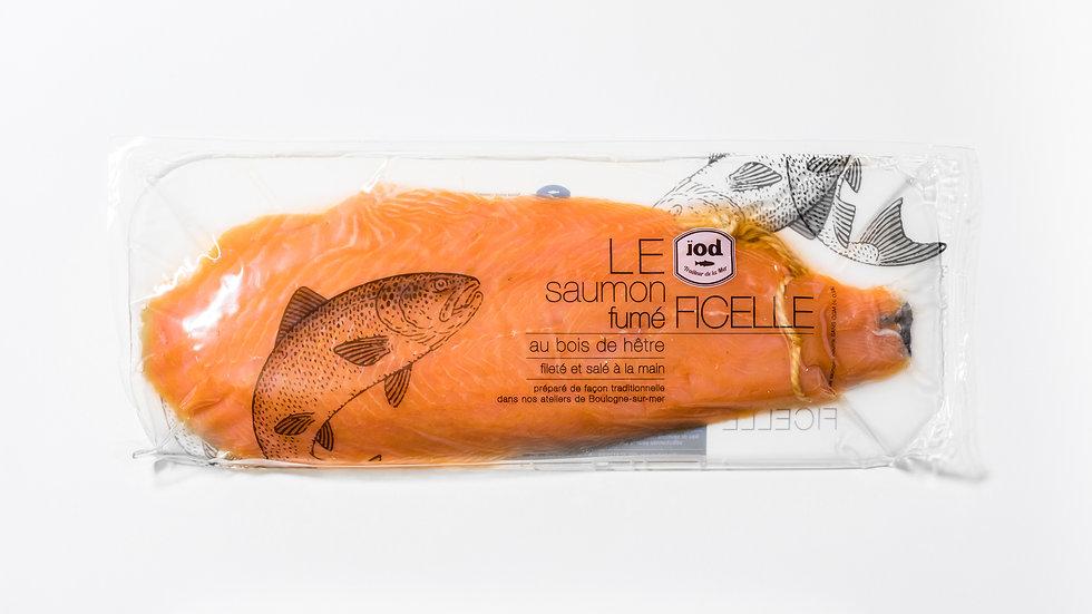 Filet de saumon fumé a la Ficelle