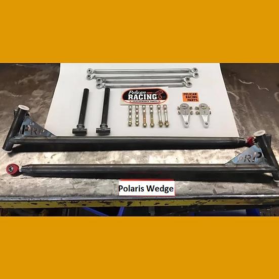 Polaris Wedge Light Weight Front End Kit