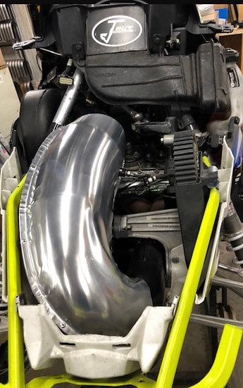 '15-'20 POLARIS AXYS 800 SINGLE PIPE