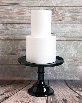 Small Black Cake Stand.jpg
