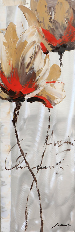 Floral Study 2A by Lee Huart