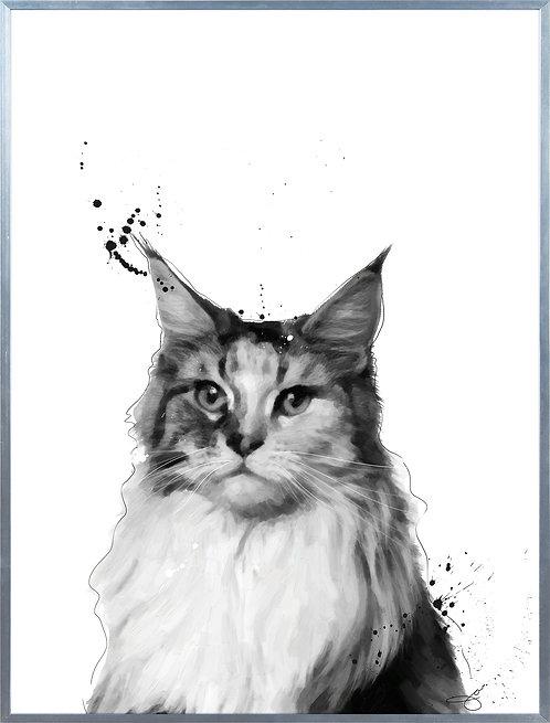 Siberian Cat - AAGS-JP1047-2418