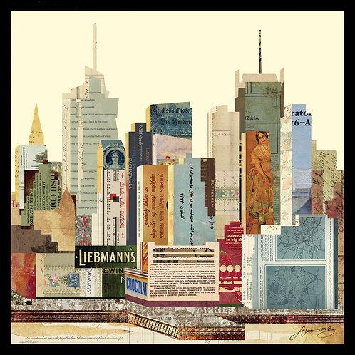 New York City Skyline #2 - DAC-047B ETA 10/22/20