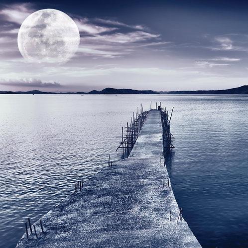 Moonlit Dock - TMP-EAD0418