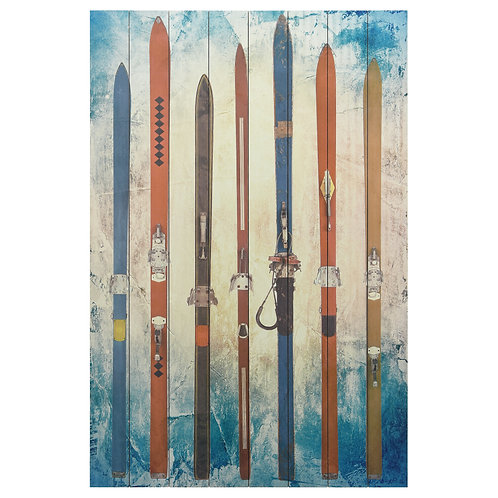 Retro Skis 2