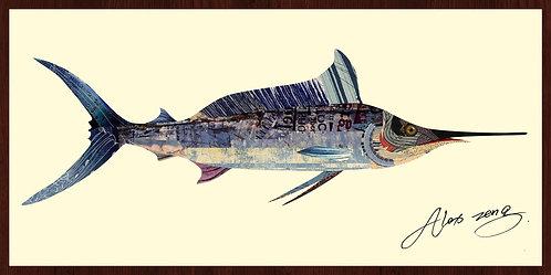 Blue Marlin - DAC-041-1733B